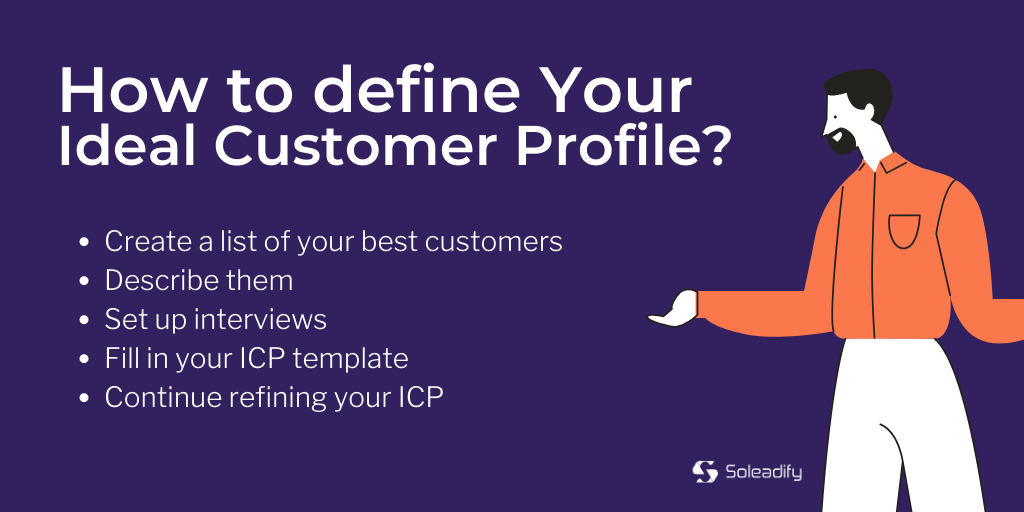 how to define your ideal customer profile