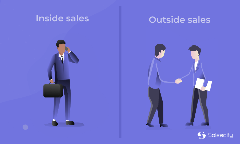 inside vs outside sales