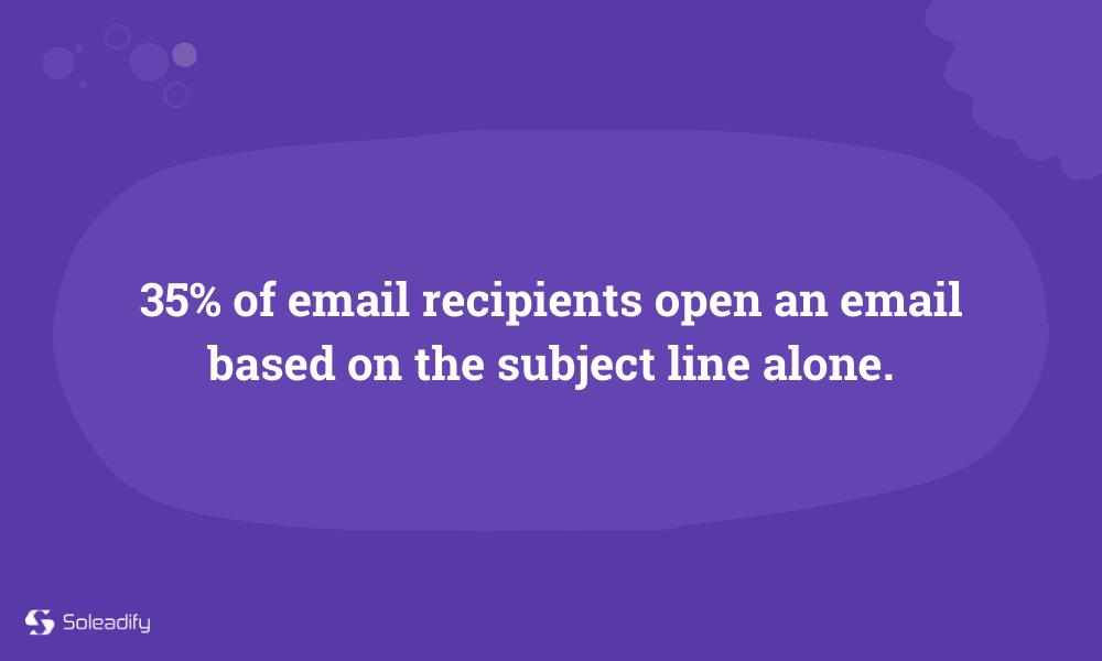 email subject line data